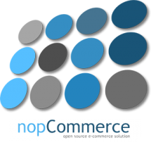 nopCommerceLogoWriting