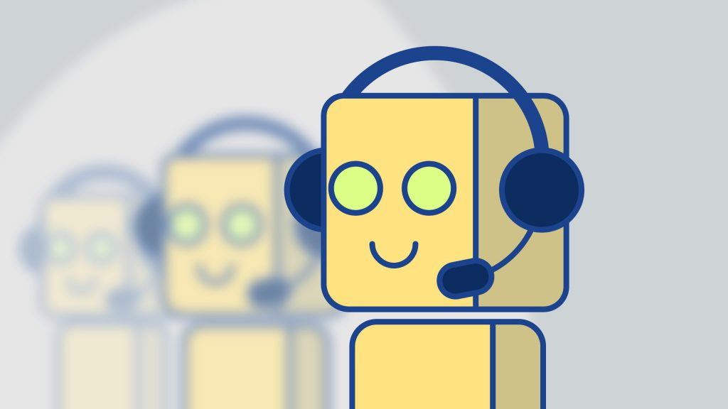 1. Online Support/Chatbots